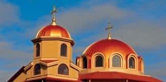 Бдение великому святому или святому, имеющему храм