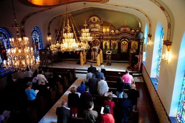 Неделя 2-я по Пятидесятнице. Всех святых, в земле Российской просиявших