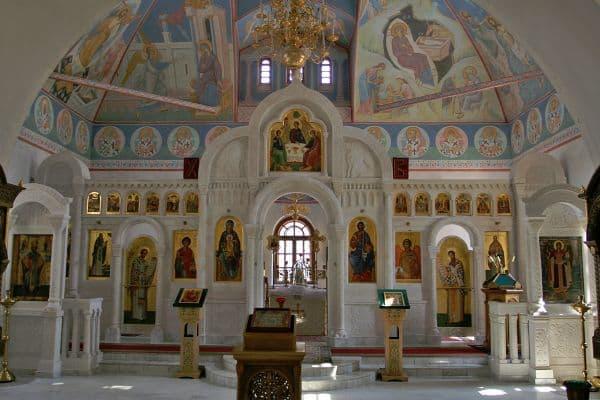 Иконы в Православной Церкви