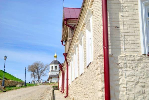 Границы Церкви
