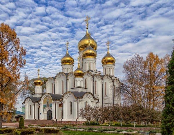 О чине принятия в Православную Церковь исторический обзор
