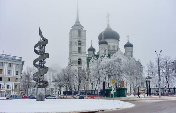 Св. равноапостольный князь Владимир и Крещение Руси