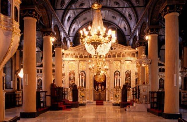 Таинство елеосвящения, или соборование в православной Церкви