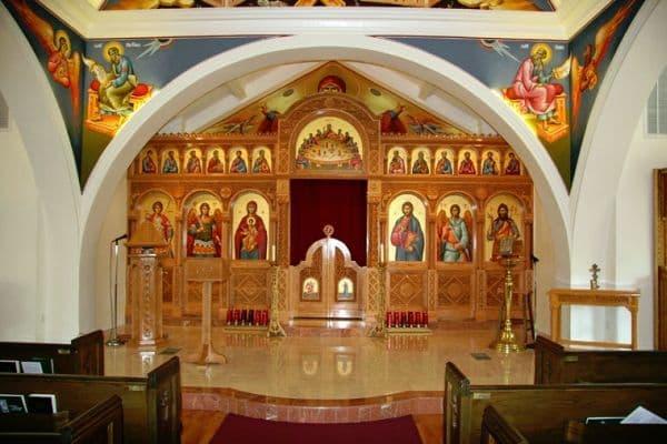Таинство Священства рукоположение