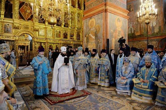 Акафист епископу Тихону Воронежскому чудотворцу