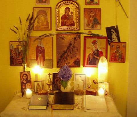 Акафист иже во святых отцу нашему Иоанну, архиепископу Константина града, Златоустому