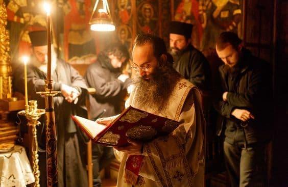 Акафист ко святому причащению