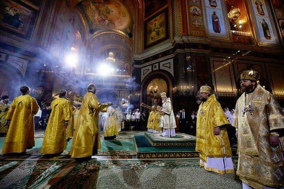 Акафист митрополиту Алексию, святителю Московскому и всея России чудотворцу