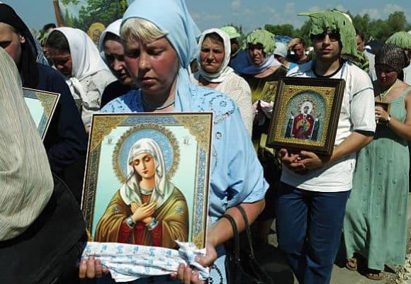Акафист мученикам Адриану и Наталии