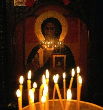 Акафист преподобному и богоносному отцу нашему Иову, в схимонасех Иоанну, Железу, игумену и чудотворцу святыя Лавры Почаевския