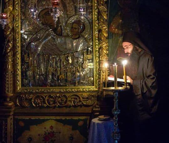 Акафист преподобному Лаврентию Черниговскому, чудотворцу
