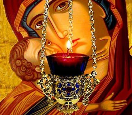 """Акафист Пресвятой Богородице перед Ея иконой, именуемой """"Избавительница"""""""