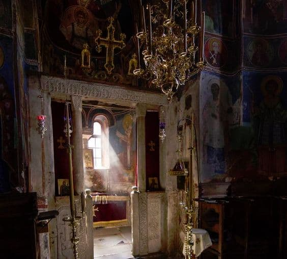 """Акафист Пресвятой Богородице перед Ея иконой, именуемой """"Неопалимая Купина"""""""