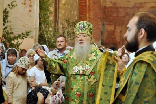 """Акафист Пресвятой Богородице перед Ея иконой, именуемой """"Толгская"""""""