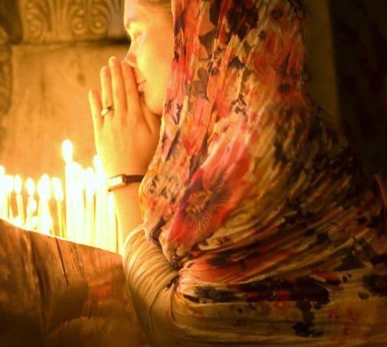 """Акафист Пресвятой Богородице перед Ея иконой, именуемой """"Владимирская"""""""