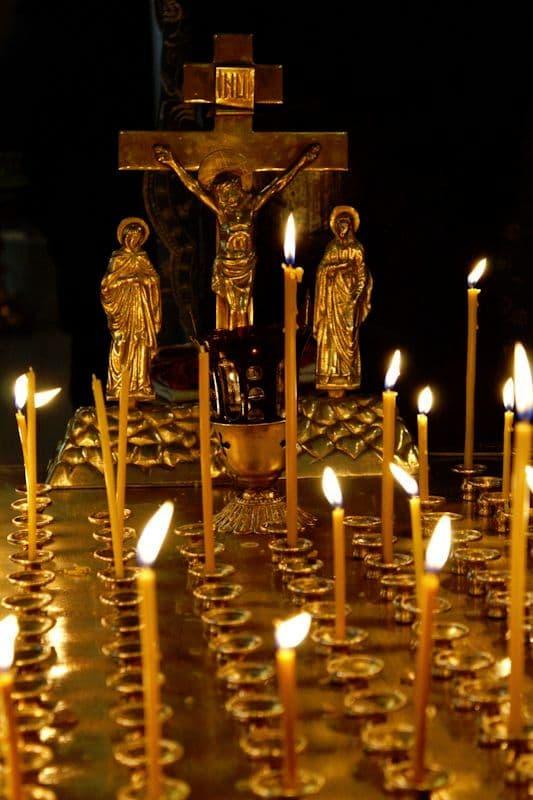 """Акафист Пресвятой Богородице перед Ея иконой, именуемой """"Живоносный Источник"""""""