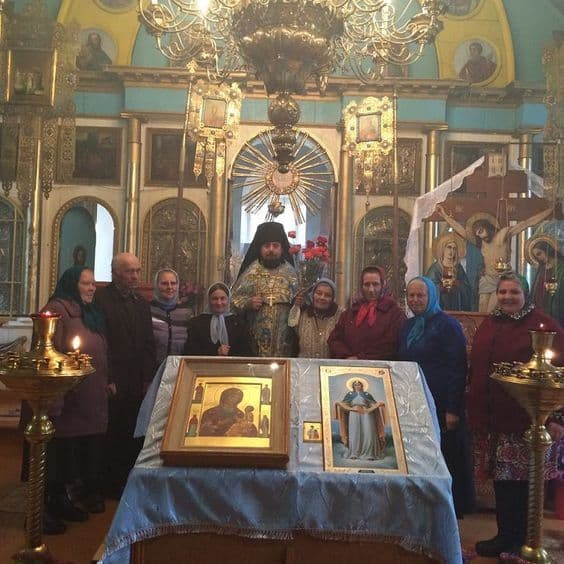 Акафист Собору Святых Псково-Печерских