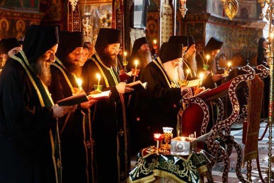 Акафист священномученикам Киприану и Иустине