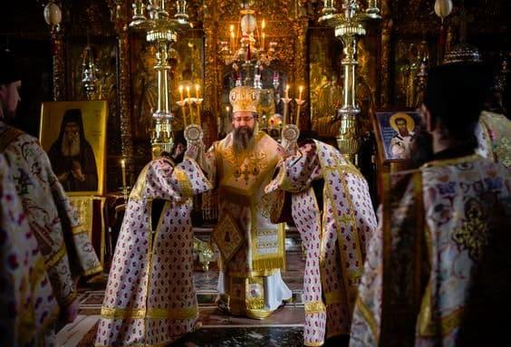 Акафист святителю и чудотворцу Николаю, архиепископу Мир Ликийских