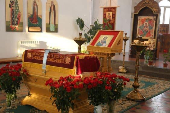 Акафист святителю Симону, епископу Владимирскому и Суздальскому, Печерскому чудотворцу