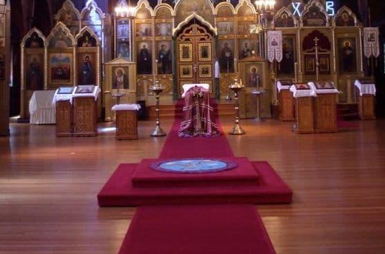 Акафист святителю Василию, епископу Рязанскому, чудотворцу