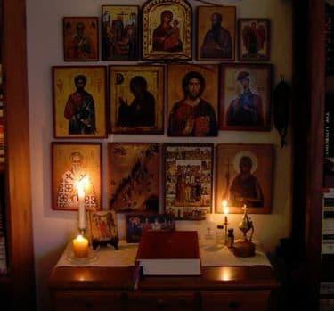 Акафист святому чудотворцу Иоанну Воину