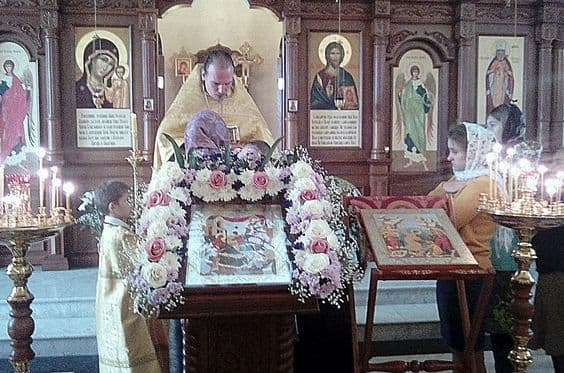 Акафист святому праведному Феодосию, Кавказскому чудотворцу