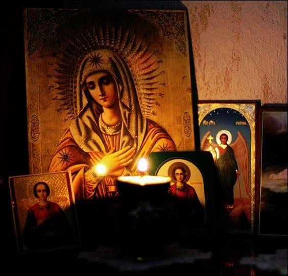 Акафист святому преподобному Илии Муромцу, Киево-Печерскому чудотворцу