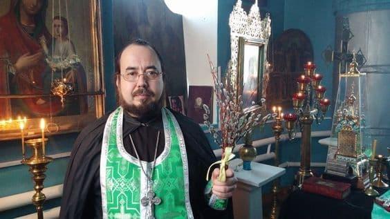 Акафист святому преподобному Савве Вишерскому, чудотворцу