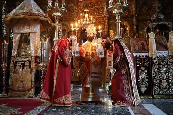 Акафист святым сестерам-мученицам Минодоре, Митродоре и Нимфодоре
