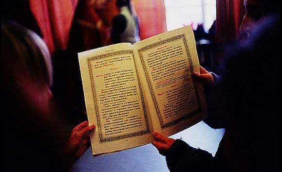 Из каких молитв должно состоять молитвенное правило мирянина