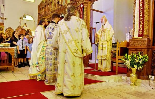 Церковнославянский язык как богослужебный язык русской Православной Церкви