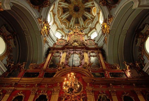 Чины божественной литургии, дни их совершения