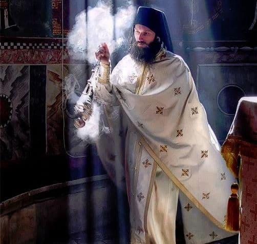 Ходатайственные молитвы (Intercessio)