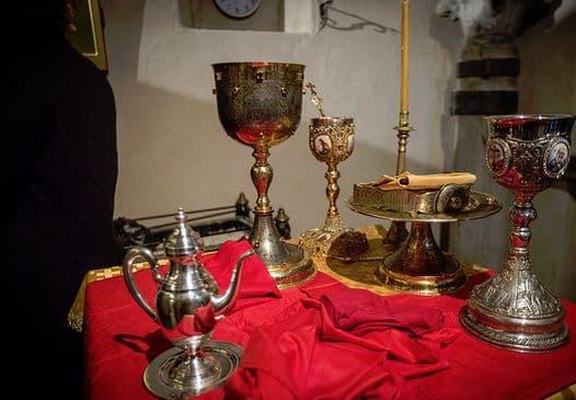 История православного алтаря