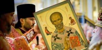Явление Казанской иконы богоматери
