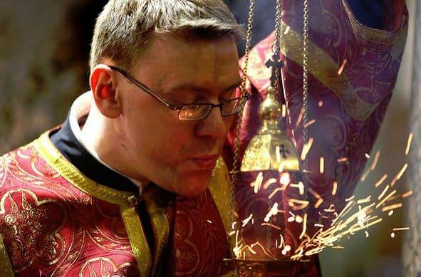 Кадило - символ православного богослужения