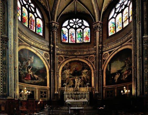 Канонические территории Поместных Православных Церквей