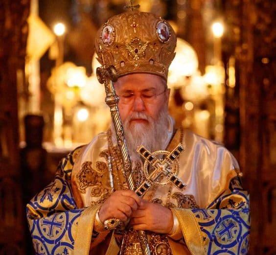 Каноны Православной Церкви: Епископ Никодим