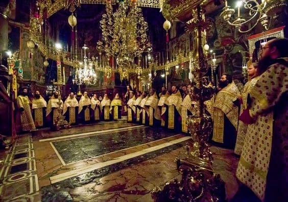 Каноны Православной Церкви: правила Собора бывшего во храме Премудрости Слова Божия