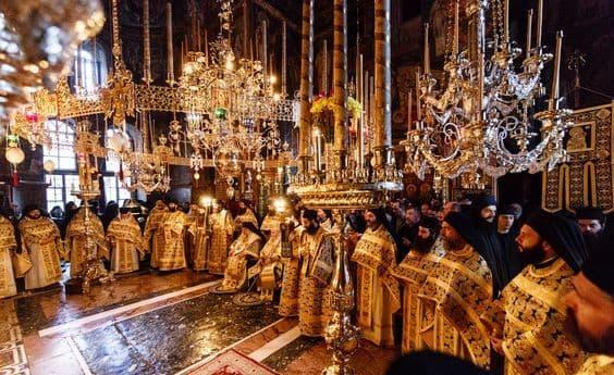 Каноны Православной Церкви: значение канонов вечное и временное