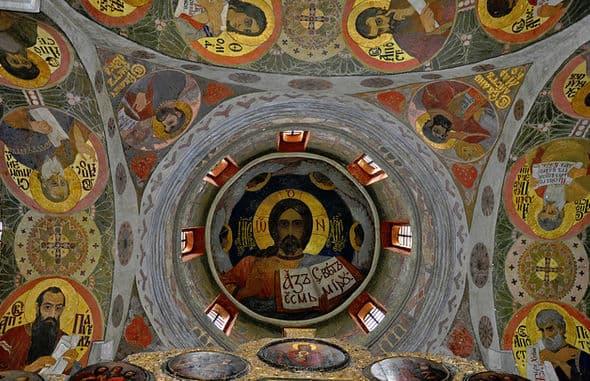 Литургические правила православной церкви