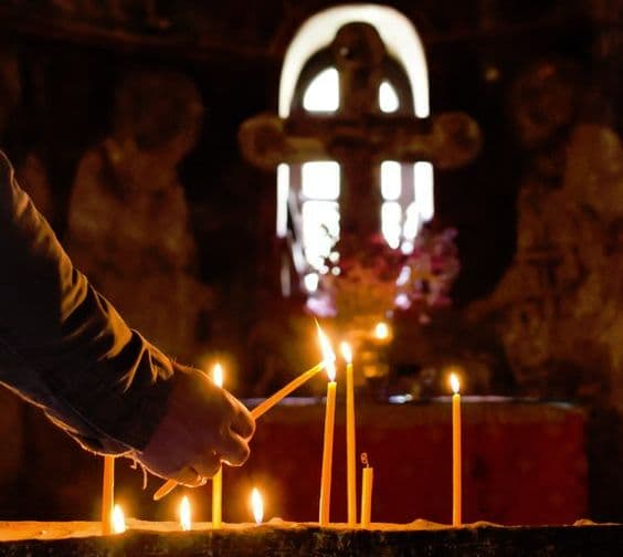 Литургия Иерусалимского и Византийского типа