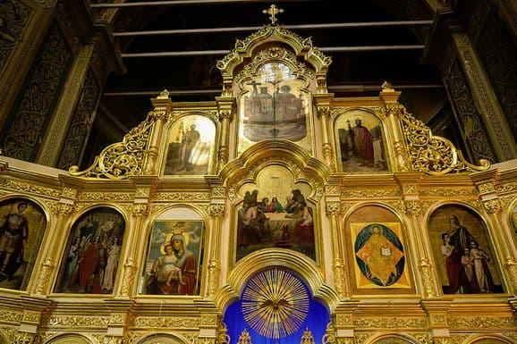 Молитва Блаженному Прокопию, Христа ради юродивому, Устюжскому чудотворцу