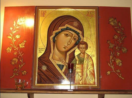 Молитва Мученице Фомаиде Египетской