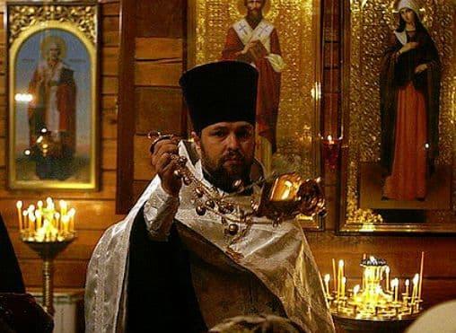 Молитва о возвращении мирных времен преподобного Ефрема Сирина