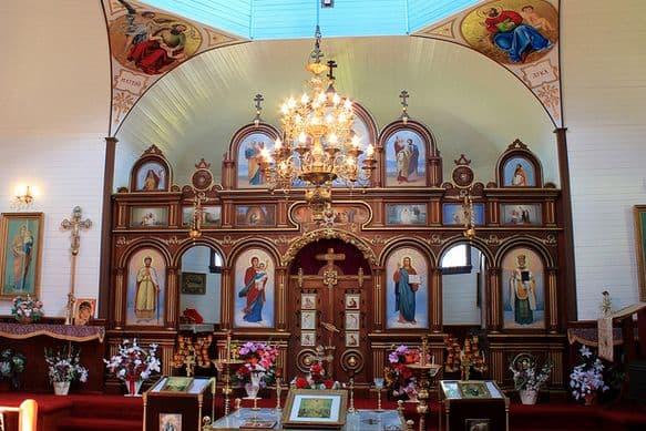 Молитва покаянная, читаемая в церквах России во дни смуты