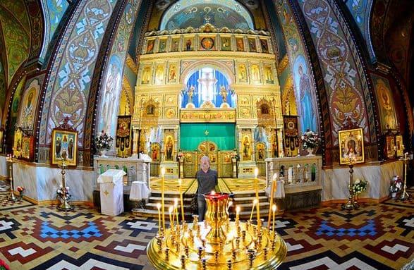 Молитва покаянная, читаемая в день убиения царской семьи