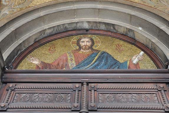 Молитва пред иконою Достойно есть