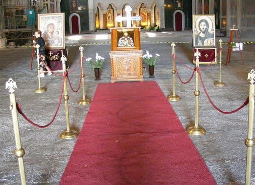 Молитва пред иконою Неупиваемая Чаша